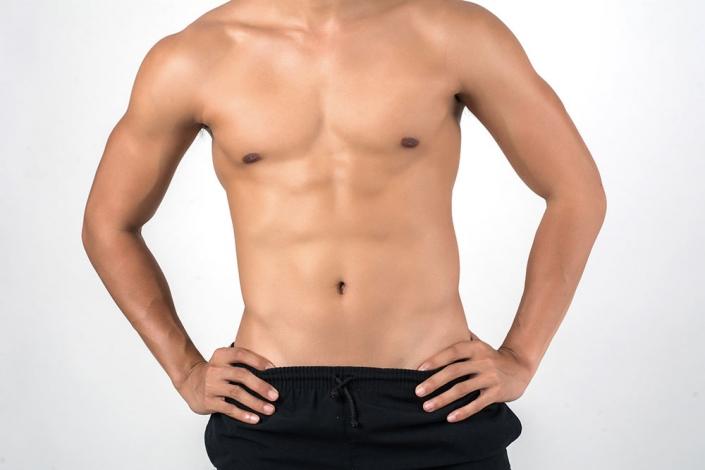 abdominoplastia masculina